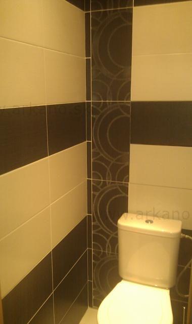 obklady a dlažby vo wc - obklady a dlažby, rekonštrukcia wc