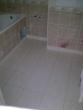dláždenie - rekonštrukcia kúpelne